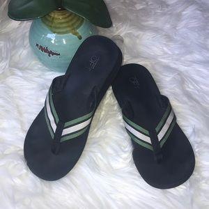 LOFT size 5 flip flops